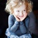 pelo corto para niña
