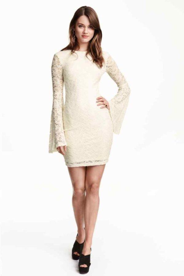 vestidos-otono-invierno-2015-2016-vestido-encaje-H&M