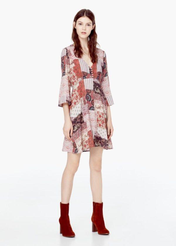 vestidos-otono-invierno-2015-2016-vestido-estampado-retro-mango
