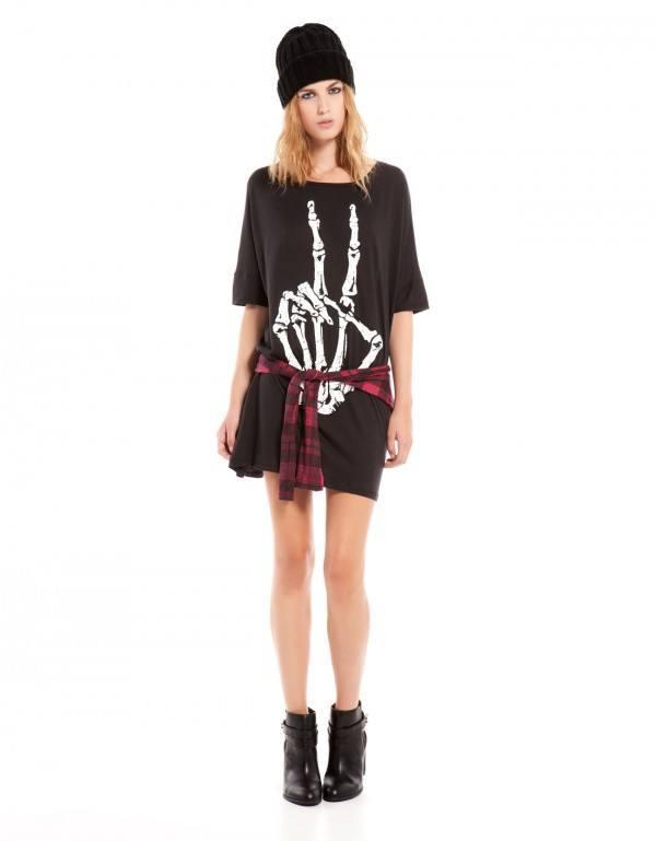 tendencias-camisetas-mujer-2014-camiseta-bershka-oversize
