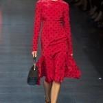 vestidos-2014-vestido-rojo-dolce-&-gabbana