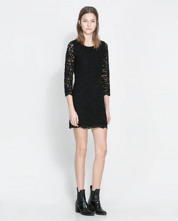 vestidos-2014-vestido-zara-encaje