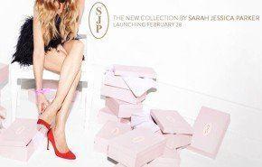 Los zapatos diseñados por Sarah Jessica Parker