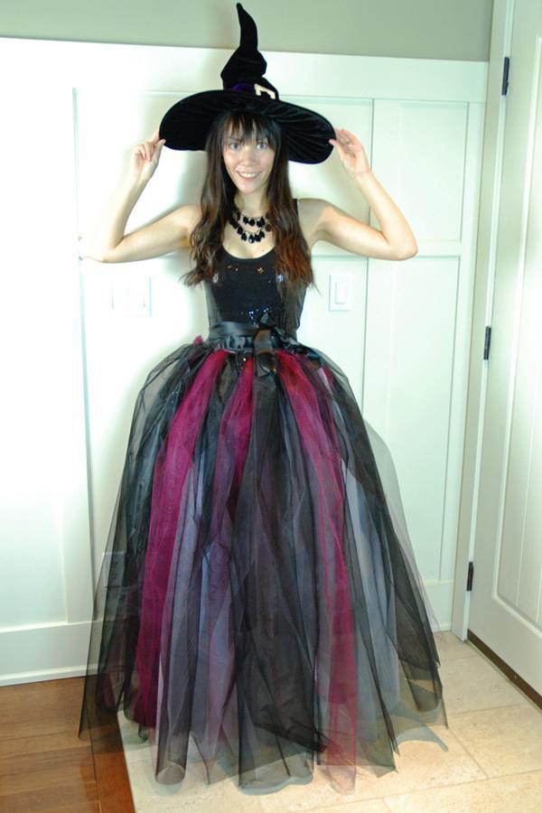 Halloween Costumes-disfraz-de-bruja