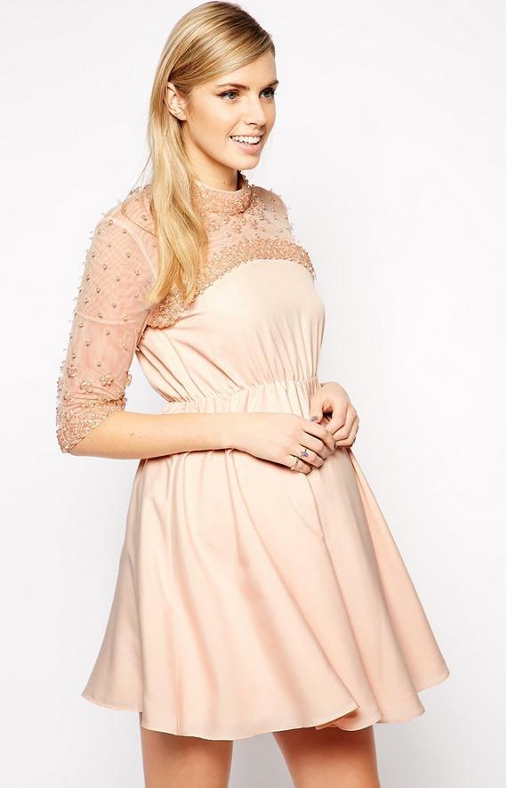 vestidos-de-fiesta-2015-para-mujeres-embarazadas-modelo-asos