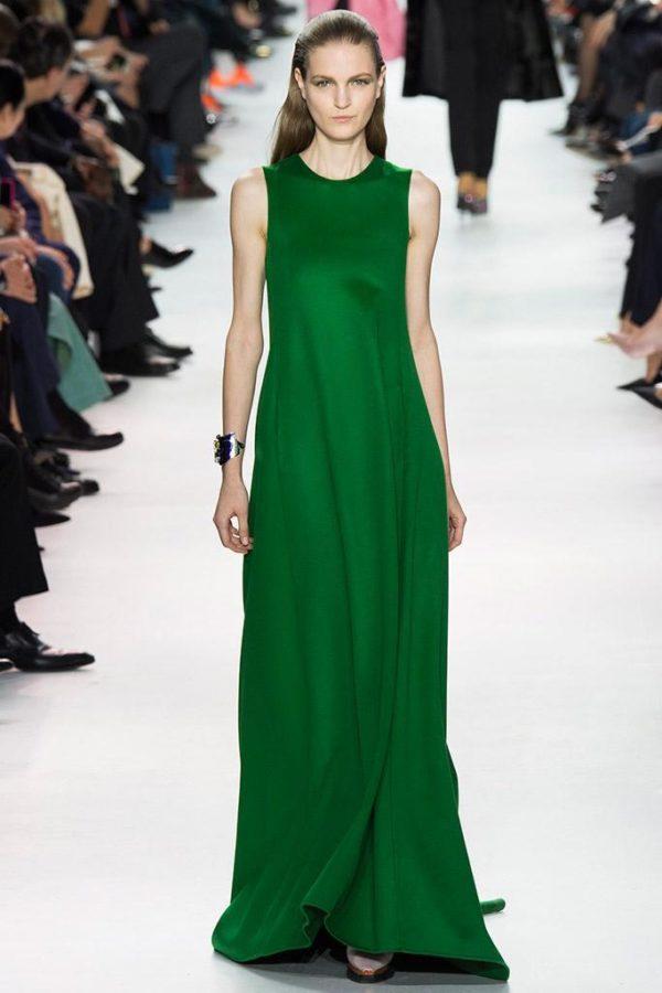 christian-dior-mujer-otono-invierno-2014-2015-vestido-largo-verdes