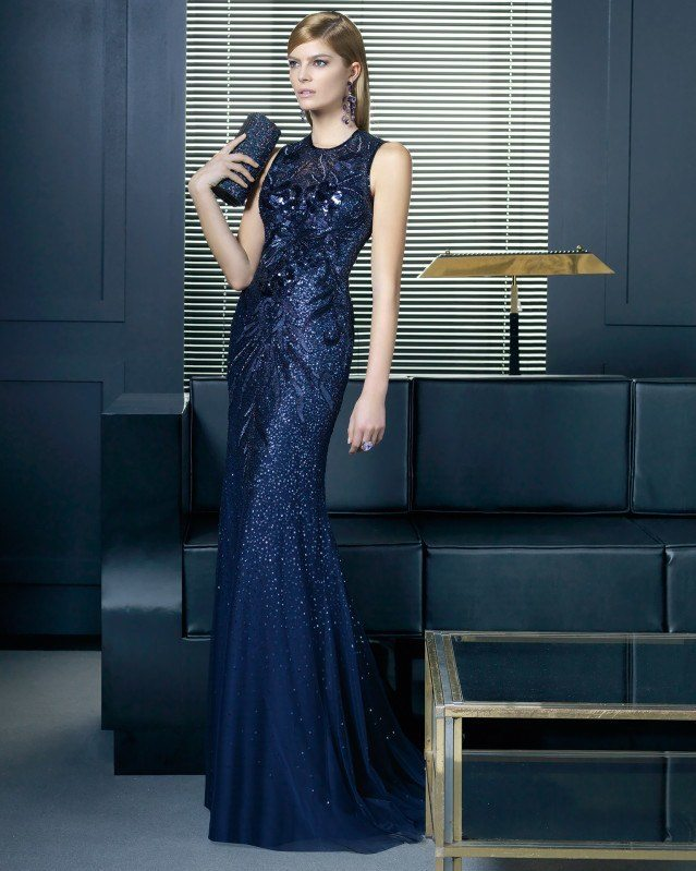 vestidos-de-coctel-2015-modelo-azul-pedreria-de-rosa-clara