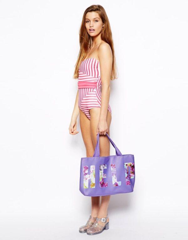 tendencias-banadores-para-mujer-primavera-verano-2014-ASOS-modelo-rosa-detalle-cintura