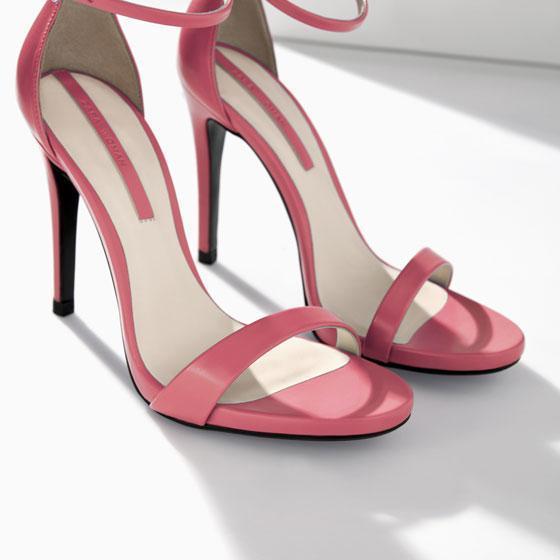 Mujer Xv Para Pkxztoui Zara Zapatos De Vestidos 8nw0Nm