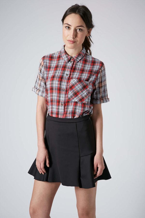 tendencias-camisas-para-mujer-primavera-verano-2014-tendencia-cuadros-topshop