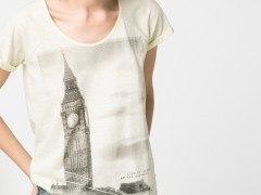 Tendencias Camisetas para mujer Primavera Verano 2014