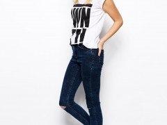Tendencias Jeans y Pantalones para mujer Primavera Verano 2014