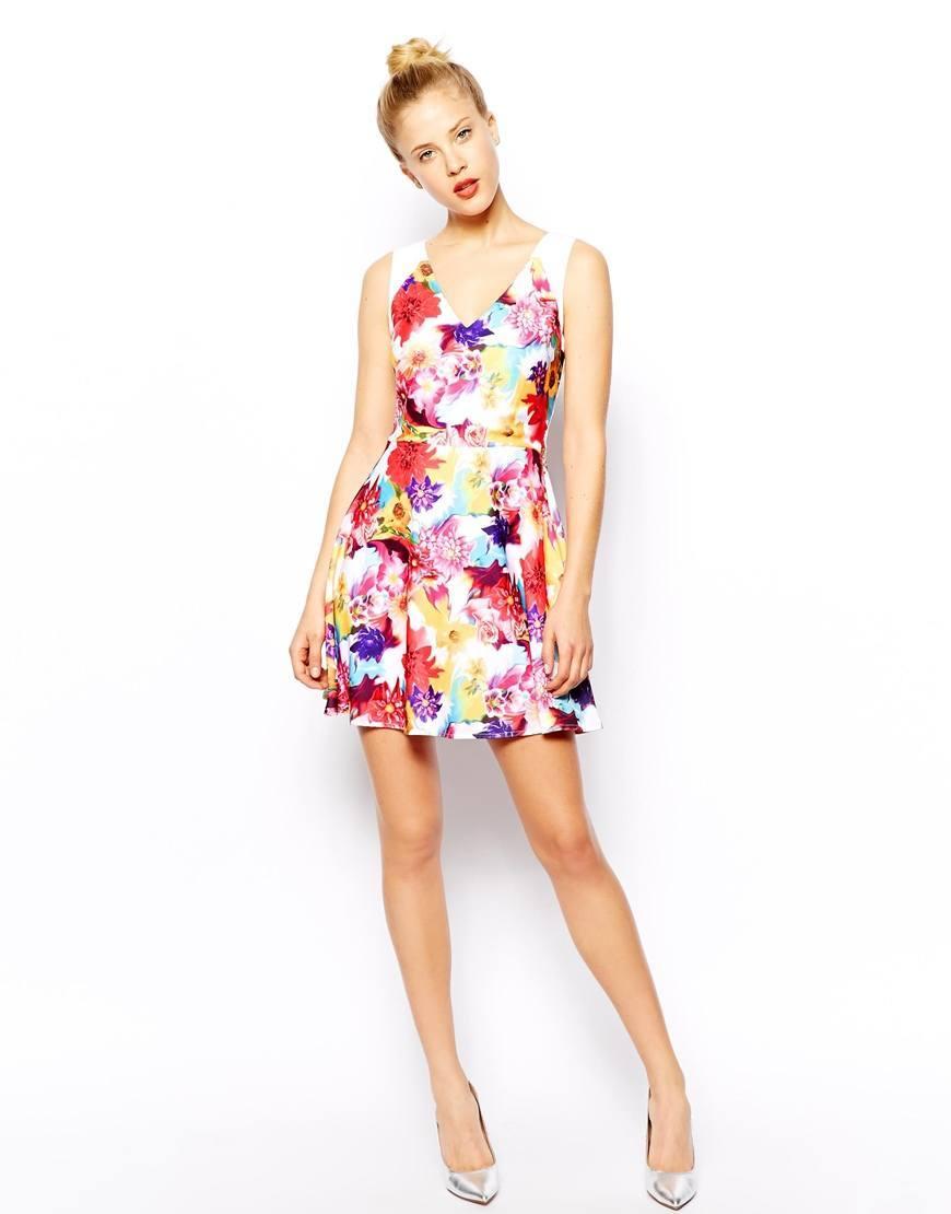 Tendencias Vestidos Para Mujer Primavera Verano 2014