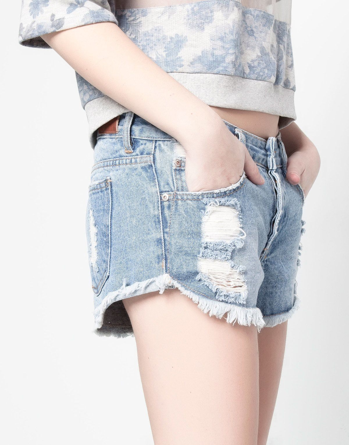 moda-para-adolescentes-verano-2014-short-denim-basico-pull-and-bear
