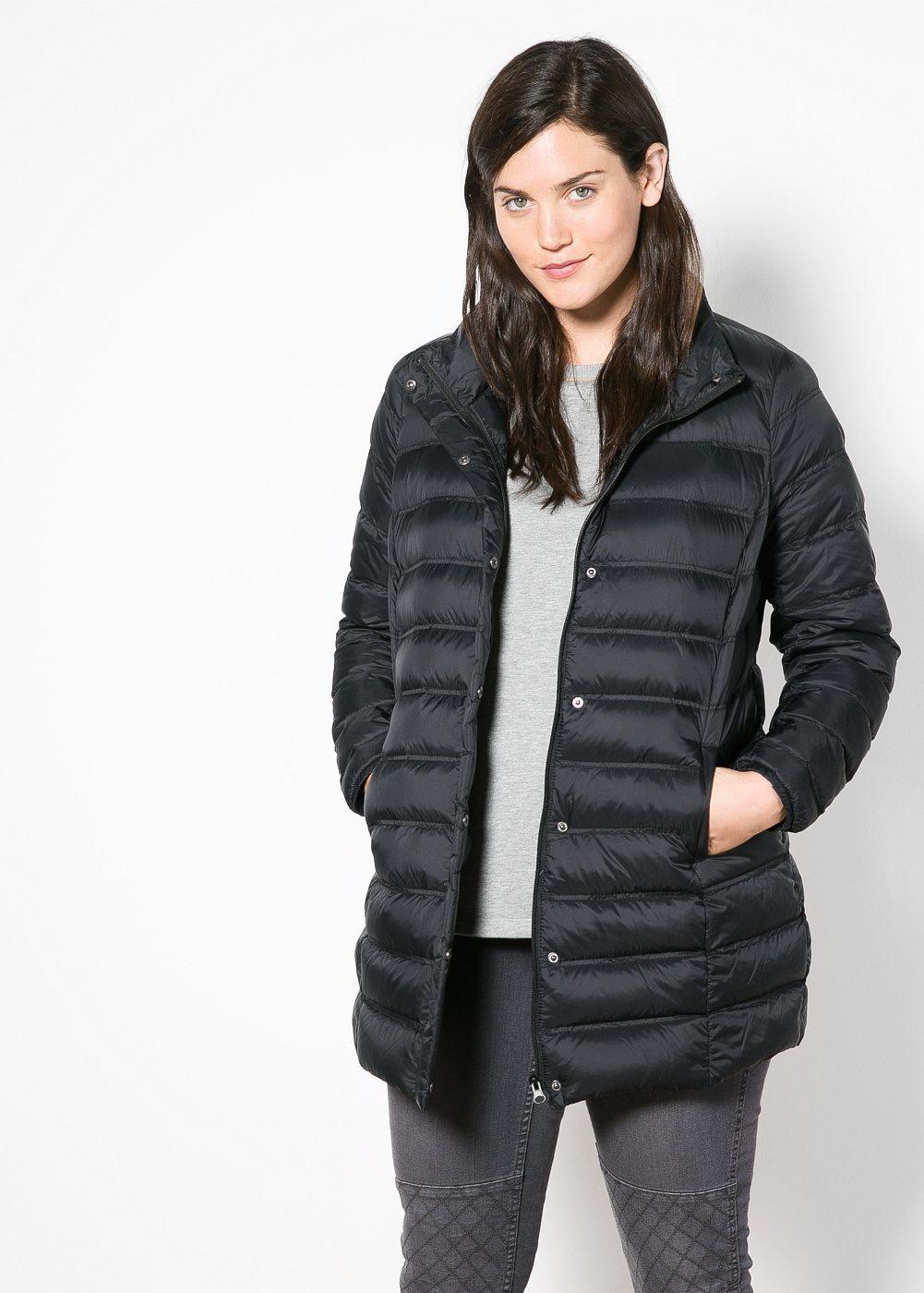 ropa-de-moda-otoño-invierno-2014-2015-para-gorditas-chaqueta-mango-violeta