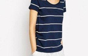 Tendencias Camisetas para mujer Primavera Verano 2015