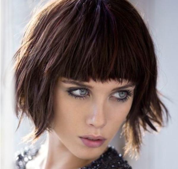 tendencias en cortes de pelo otoo invierno with cortes pelo moda