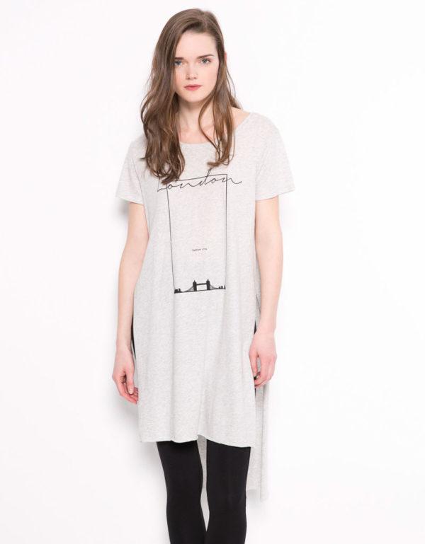 tendencias-mujer-primavera-verano-2015-camiseta-oversize-bershka