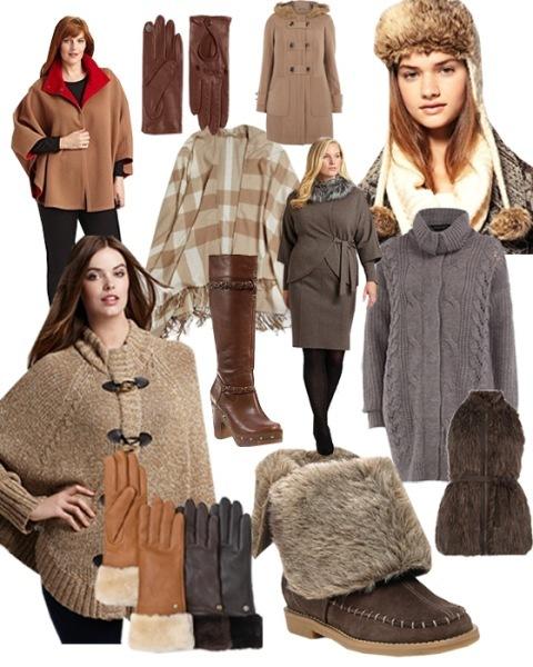 tendencias-ropa-de-moda-otoño-invierno2014-2015-propuestas-en-marron