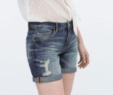 Tendencias Shorts para mujer Primavera Verano 2015