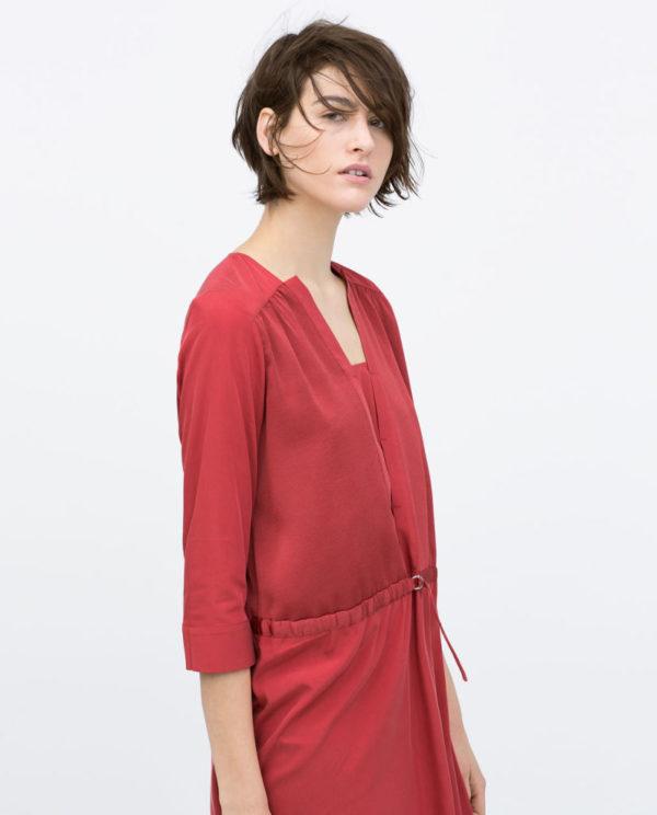 Vestidos cortos colores de moda primavera verano 2015