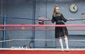 Catálogo Chanel para mujer Otoño-Invierno 2014-2015
