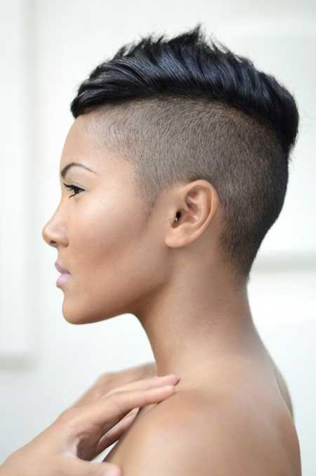 corte de pelo mujer super corto