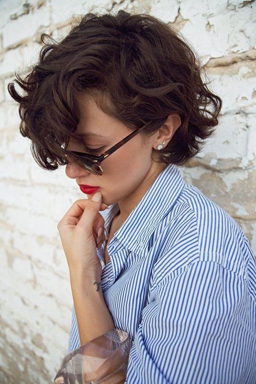 Los Mejores Cortes De Cabello Y Peinados Para Mujer Con Pelo Rizado