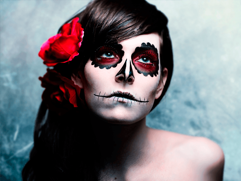 Ya queda menos para Halloween ¿Has pensado cuál será tu disfraz de este año y cómo potenciarás el efecto terroríficamente sexy con tu maquillaje?