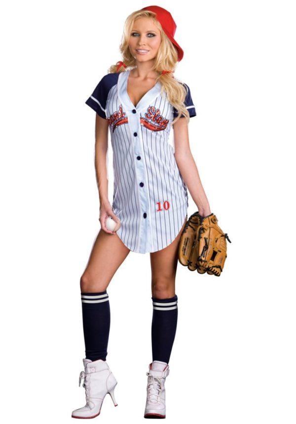 disfraces-sexy-para-halloween-2015-disfraz-jugadora-beisbol