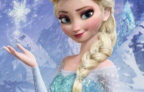 Disfraz Elsa Frozen para niña Halloween 2014