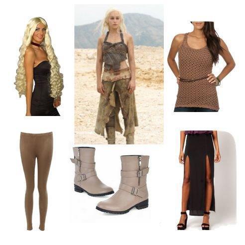 disfraz-juego-de-tronos-casero-para-halloween-2014-Daenerys-Targaryen-modelos
