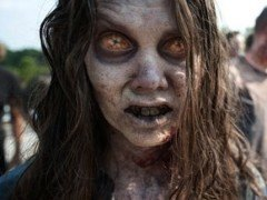 Disfraz de Zombie The Walking Dead para Halloween 2014