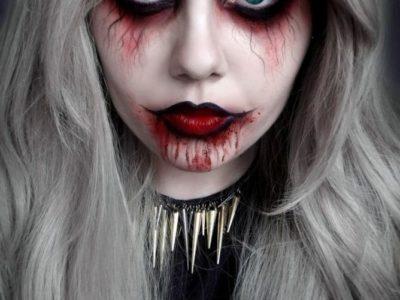 Maquillaje de fantasía para Carnaval 2017