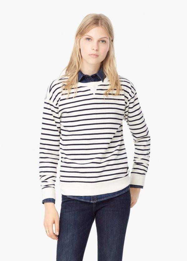 catalogo-mujer-mango-otono-invierno-2015-2016-jersey-algodon-rayas
