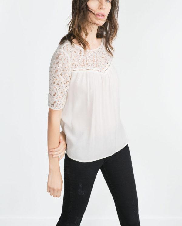 tendencias-de-moda-otono-invierno-2015-2016-blusas-camisetas-camisa-guipur-de-zara