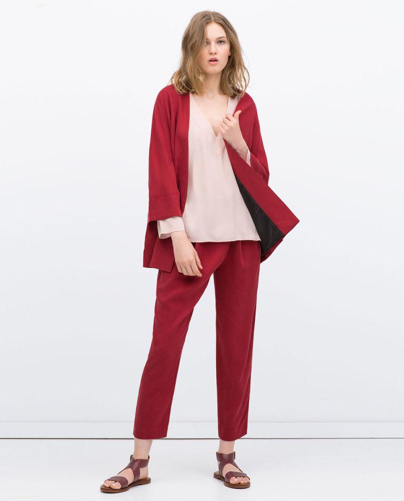 Tendencias de moda otono invierno 2015 2016 pantalones for Moda premama invierno