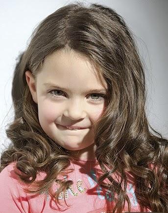 Cortes de cabello y peinados para ni as y adolescentes - Peinados nina pelo largo ...