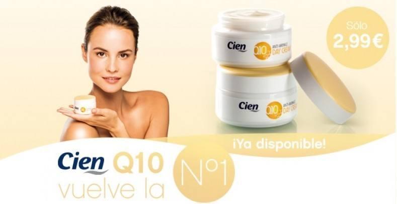 Crema Lidl Cien Q10 antiarrugas Lidl - Opiniones y precio..