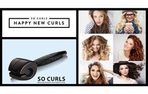Sorteo de un moldeador de pelo #RowentaSoCurls