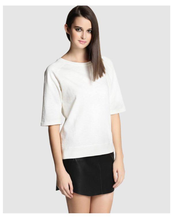catalogo-el-corte-ingles-para-mujer-2015-sudadera-blanca-falda-negra