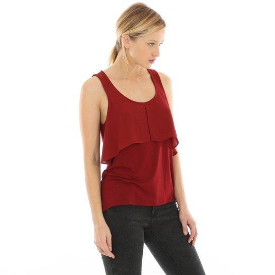 catalogo-pimkie-para-mujer-2015-camiseta-tirantes-dos-tejidos