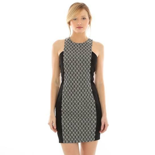 catalogo-pimkie-para-mujer-2015-vestido-dos-tejidos