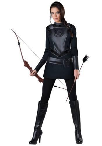 Los disfraces de moda para Halloween 2015-disfraz-de-los-juegos-del-hambre