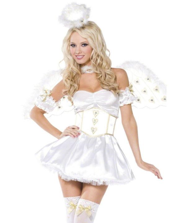 disfraces-sexy-para-san-valentin-angel