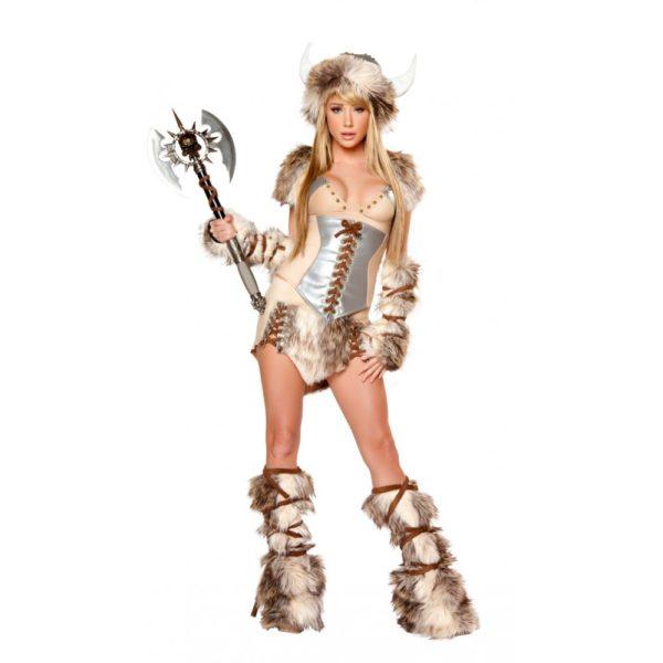 disfraces-sexy-para-san-valentin-vikinga