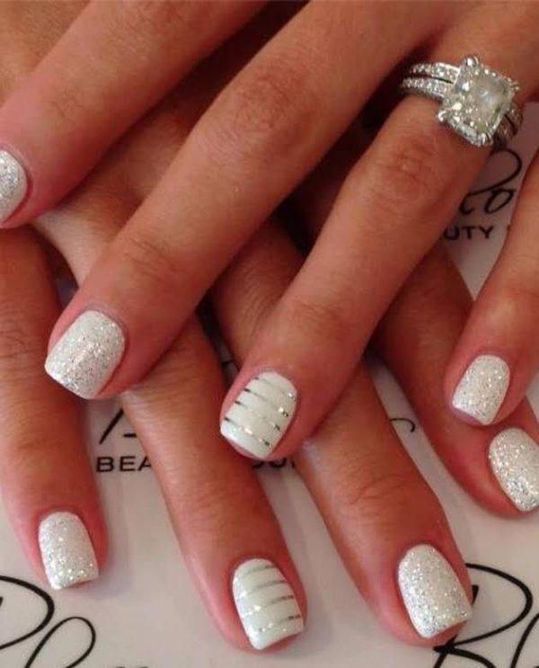 decoracion-de-unas-para-novias-blanco