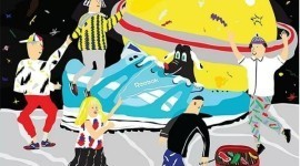 """Reebok lanza una miniserie """"Ventilator, 25 años de flow"""""""