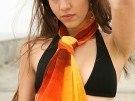 Ponte las pashminas y bufandas para esté invierno y el próximo verano