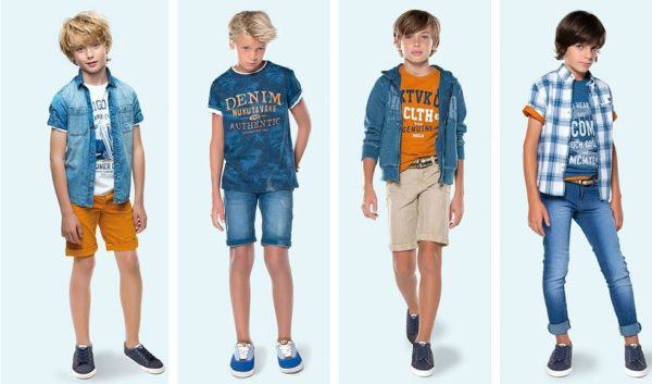 mayoral-rebajas-de-verano-para-ninos-y-ninas-2015-propuestas--bermudas-niiños-hasta-16-años